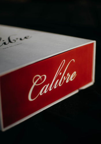 Caixa de 3 garrafas Calibre Tinto Reserva 2013 2 Produzido por Caves da Cerca em São João da Pesqueira