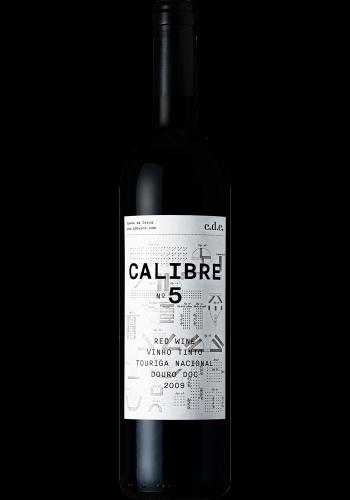 Calibre Touriga Nacional 2009 Vinho Tinto Douro DOC Produzido por Caves da Cerca em São João da Pesqueira