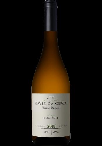 Caves da Cerca Colheita Seleccionada 2018 Vinho Verde Branco Sub-Região Amarante Produzido por Caves da Cerca em Amarante