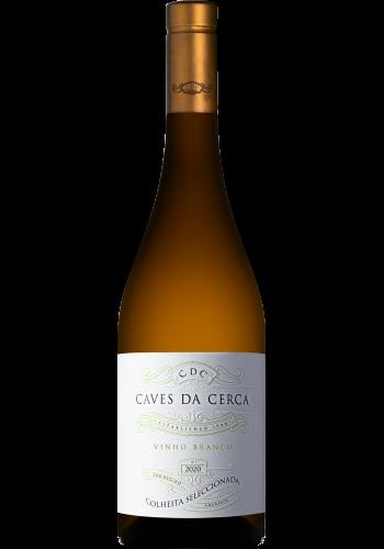 Caves da Cerca Colheita Seleccionada 2020 Vinho Verde Branco Sub-Região Amarante Produzido por Caves da Cerca em Amarante