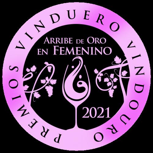 Medalha de Ouro em Feminino Caves da Cerca Alvarinho e Trajadura Reserva 2020